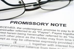 The Promissory Note From God